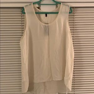 NWT Eileen Fisher Silk Blouse